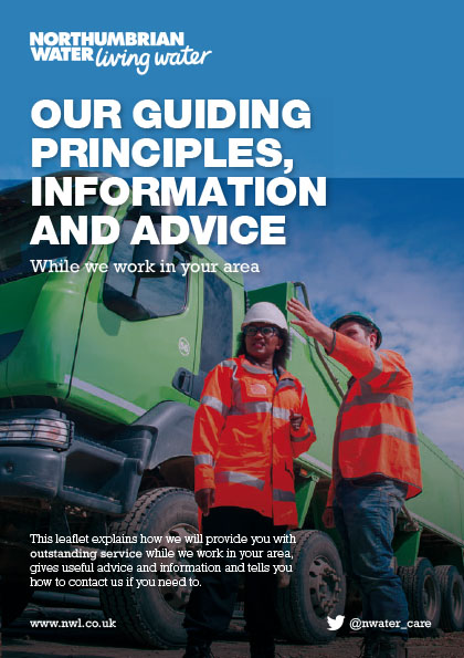 Our Guiding Principles, Information and Advice